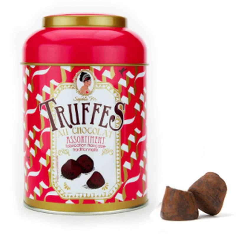 Assortiment de truffes, Sophie M (165 g)