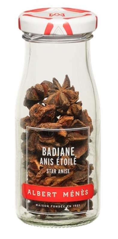 Badiane, Albert Ménès (20 g)