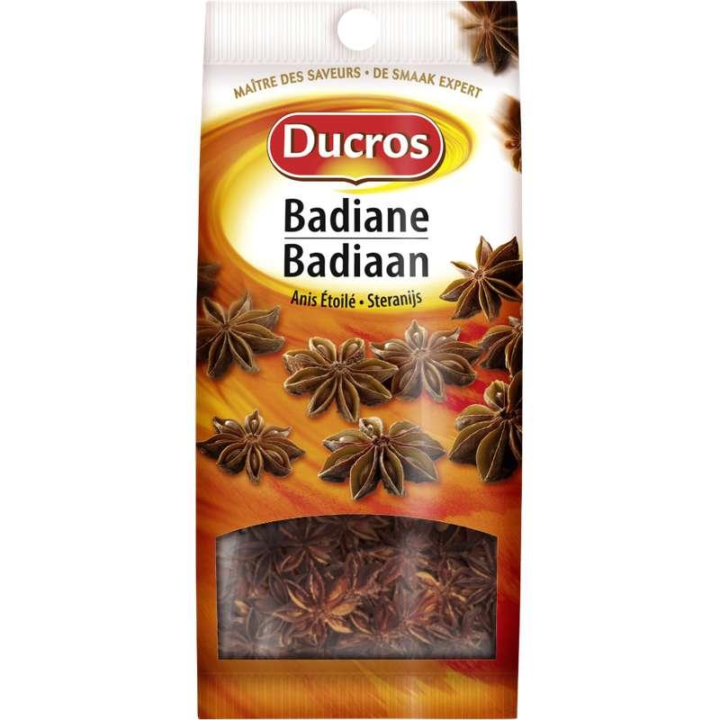 Badiane, Ducros (25 g)