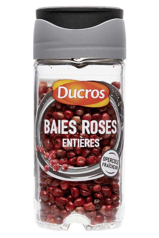 Baies roses entières, Ducros (20 g)