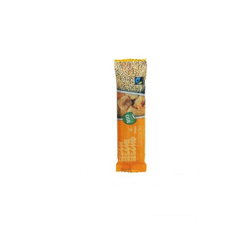 Barre de sésame BIO, Artisans du monde (20 g)