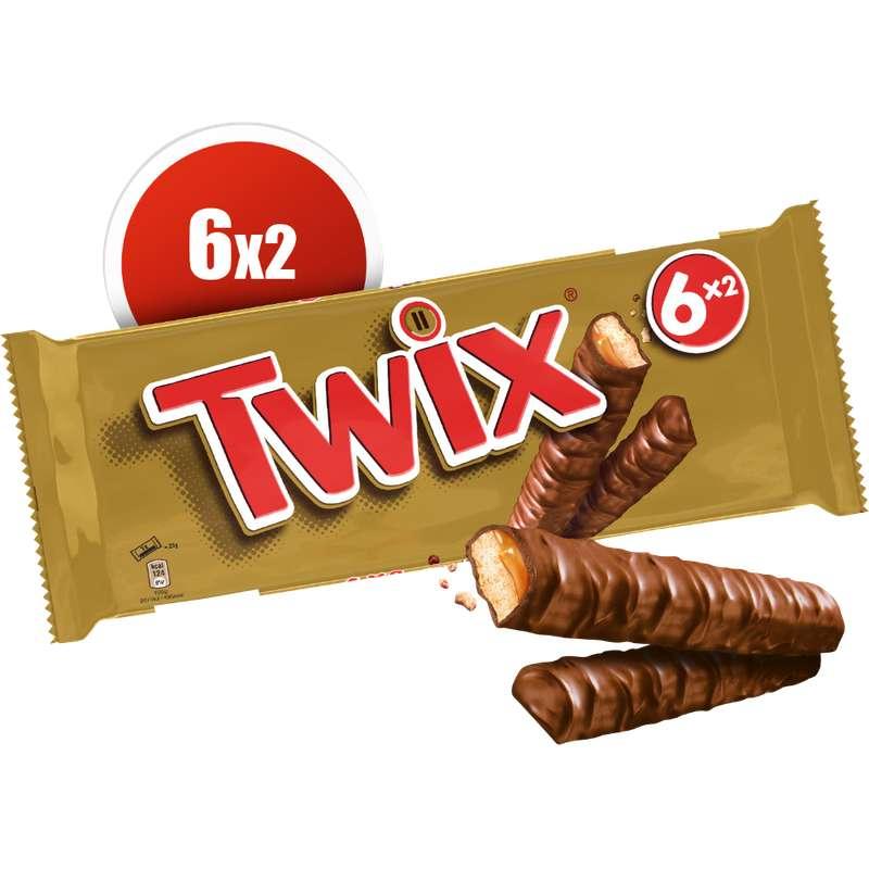 Twix (x 6, 300 g)