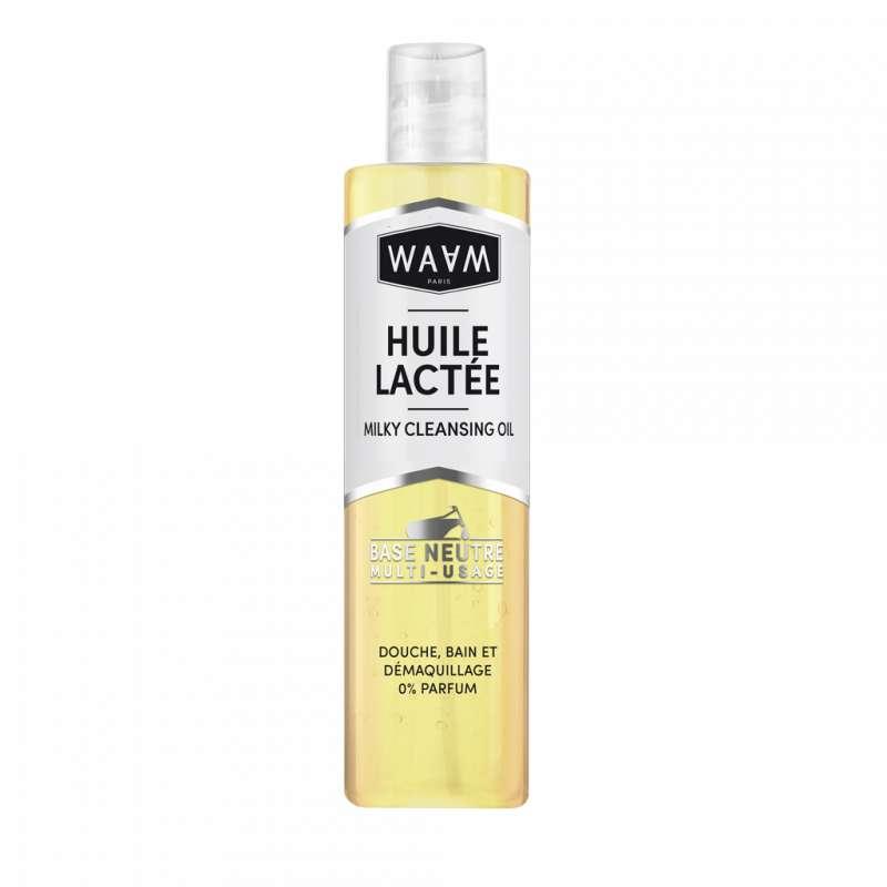 Base huile lactée, Waam (200 ml)