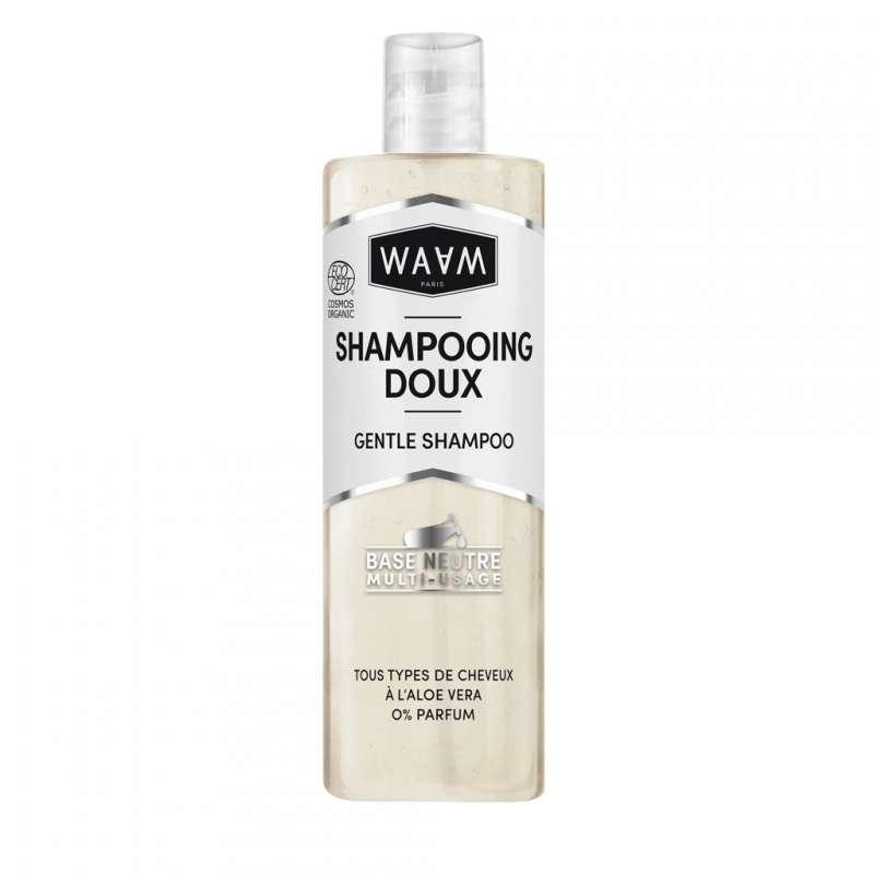 Base shampoing doux, Waam (400 ml)