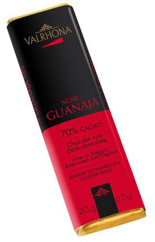 Bâton Guanaja 70%, Valrhona (20 g)