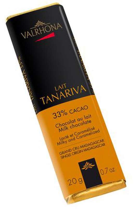 Bâton Tanariva 33%, Valrhona (20 g)