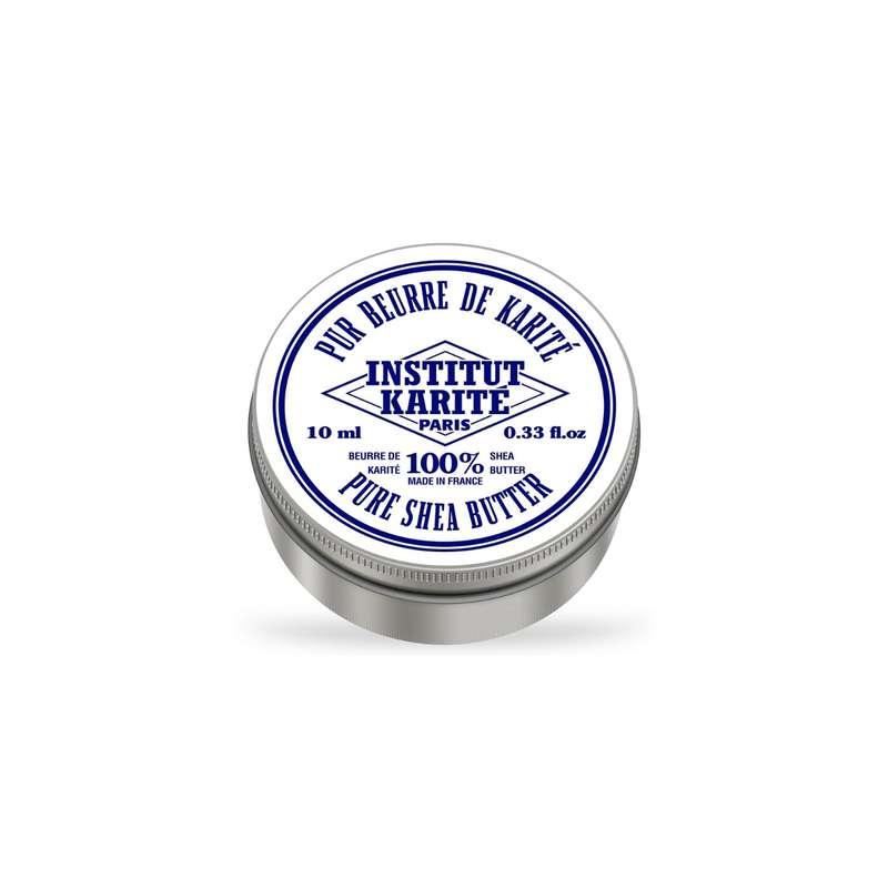 Baume 100% Pur Beurre de Karité - sans parfum, Institut Karité (10 ml)