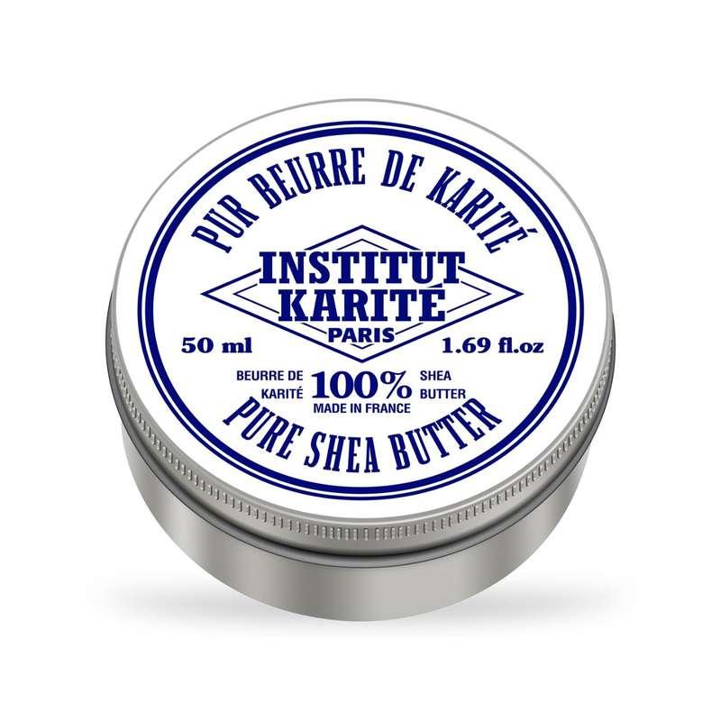Baume 100% Pur Beurre de Karité - sans parfum, Institut Karité (50 ml)
