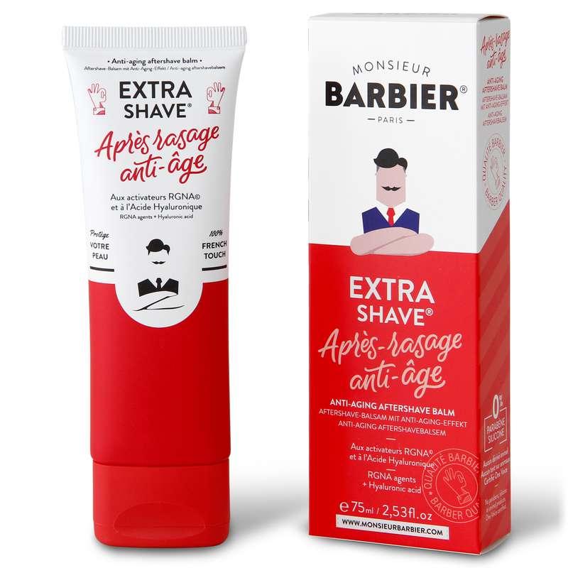Baume après-rasage anti-âge, Monsieur Barbier (75 ml)