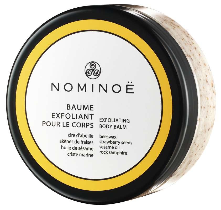 Baume exfoliant pour le corps BIO, Nominoë (150 ml)