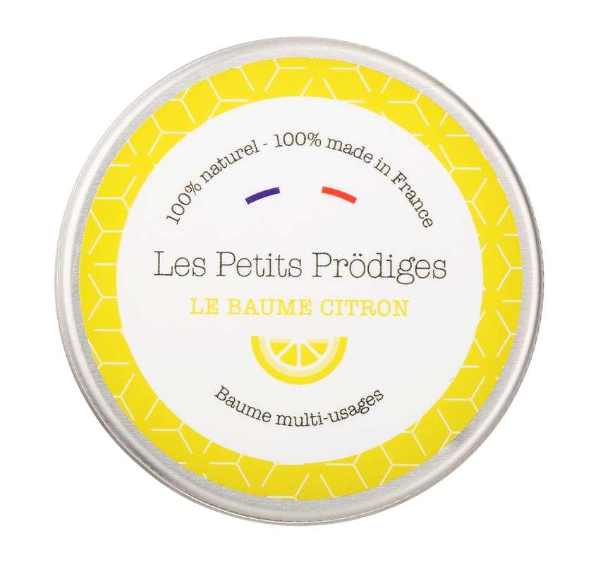 Baume multi-usages Citron, Les Petits Prödiges (30 ml)
