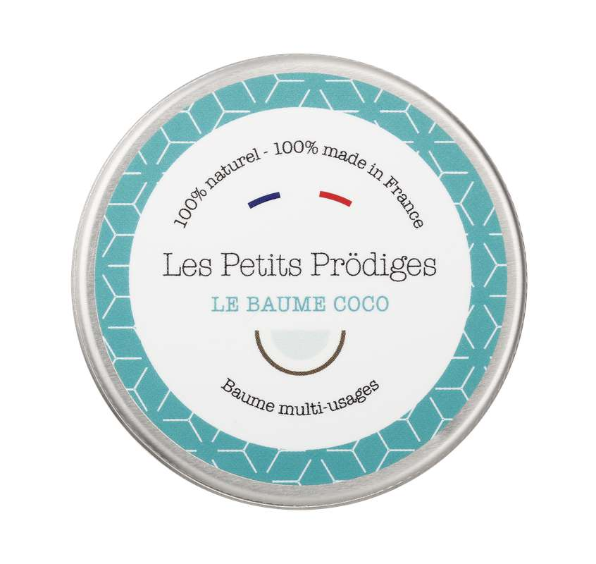 Baume multi-usages Coco, Les Petits Prödiges (30 ml)