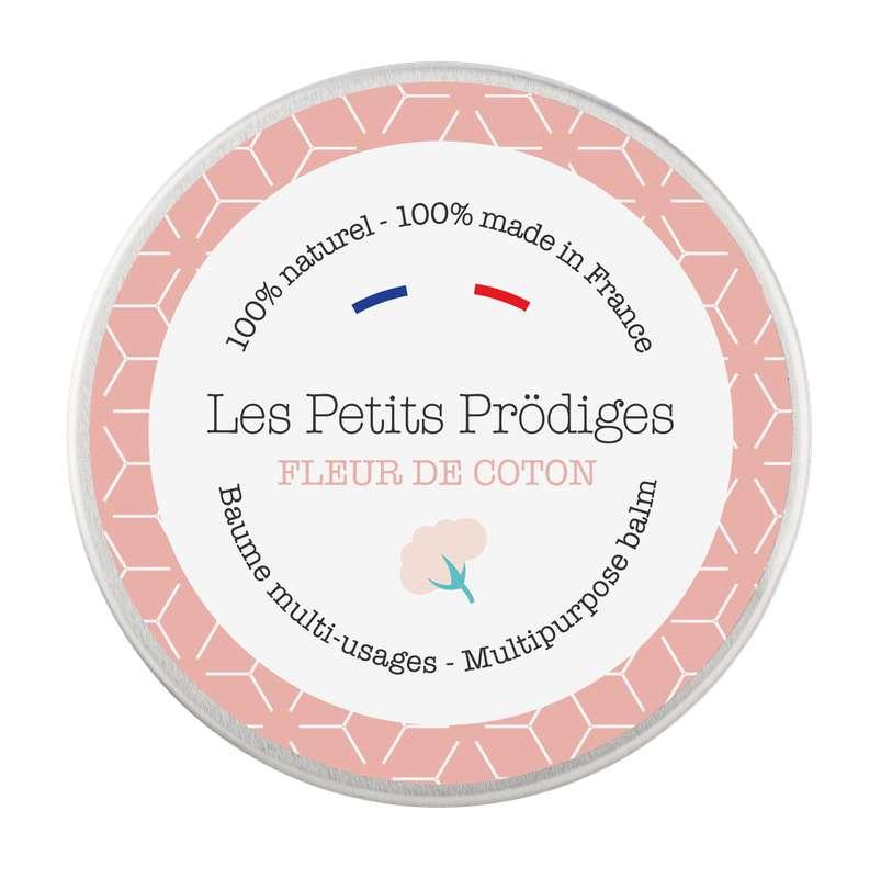 Baume multi-usages Fleur de Coton, Les Petits Prödiges (30 ml)