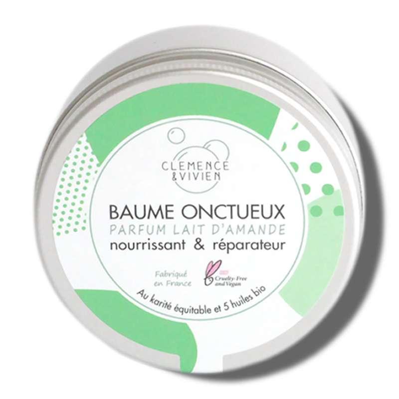 Baume onctueux Lait d'Amande BIO, Clémence & Vivien (150 ml)