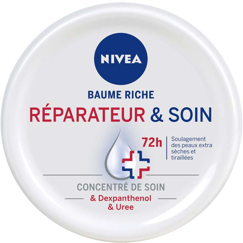 Baume riche réparateur, Nivea Body (300 ml)