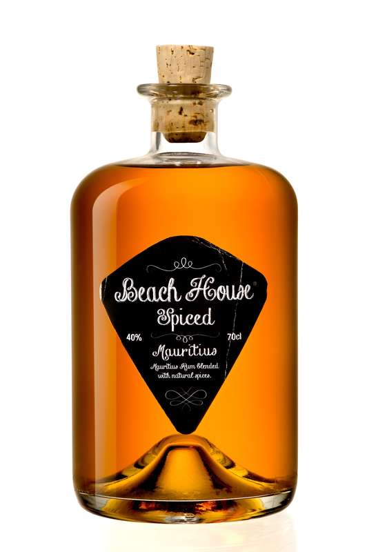 Rhum Beach House Spiced (70 cl)