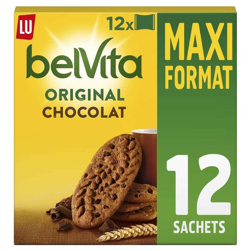 Belvita Petit Déjeuner chocolat, Lu (600 g)