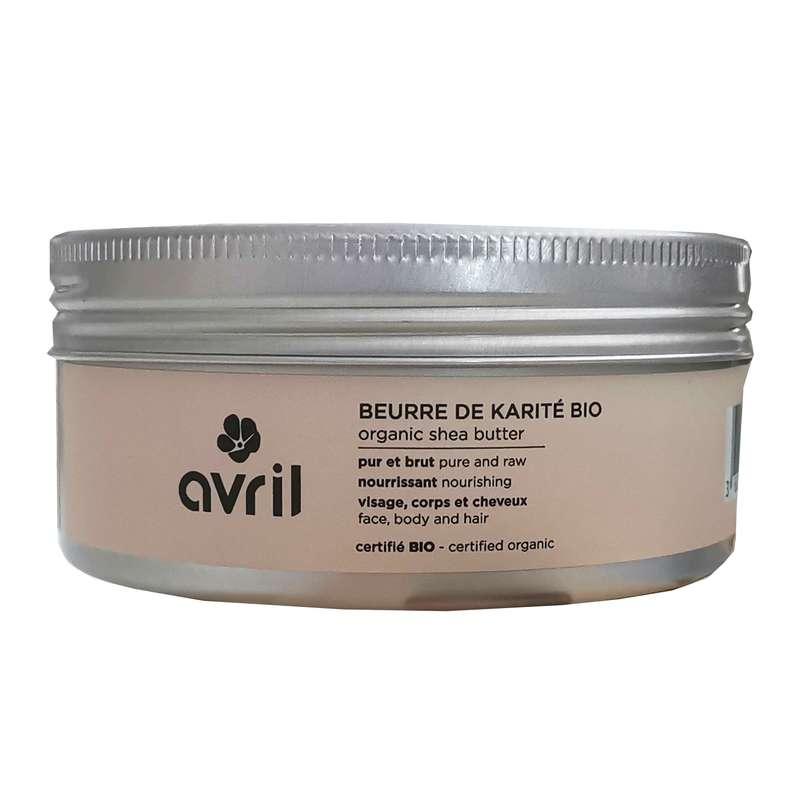 Beurre de karité certifié BIO, Avril (230 ml)
