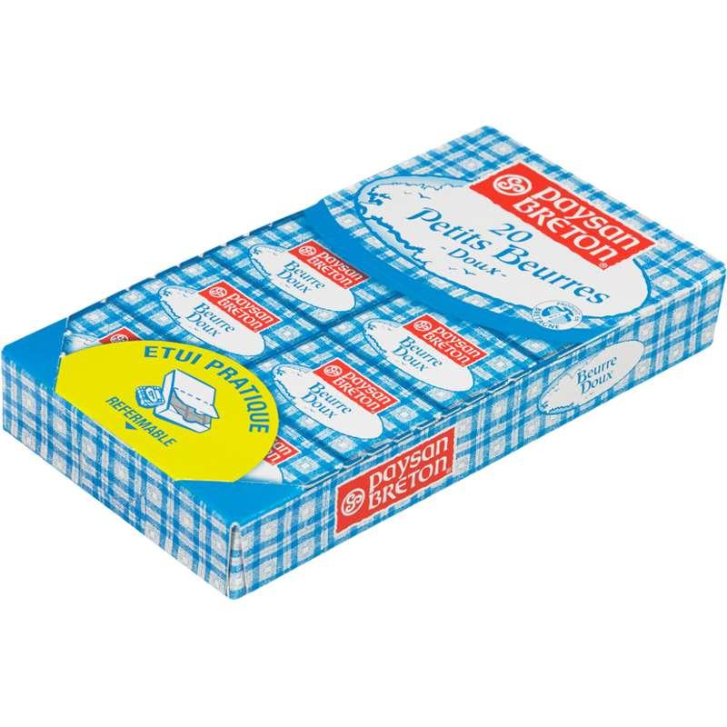 Beurre doux, Paysan Breton (10 x 20 g)
