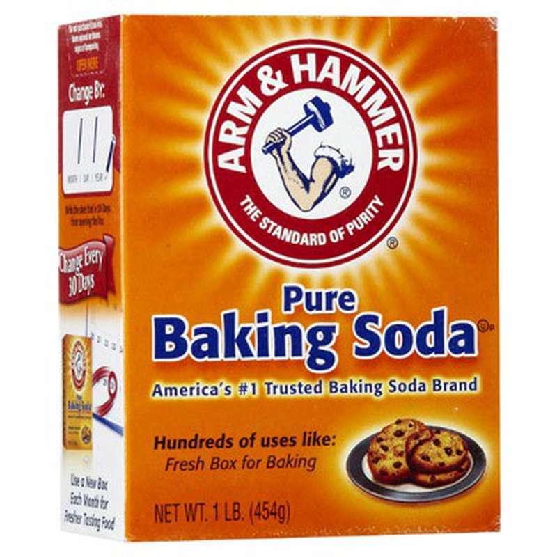 Bicarbonate de soude, A&H (454 g)
