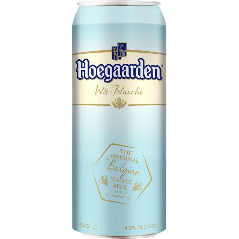 Hoegaarden, 4.9° (50 cl)