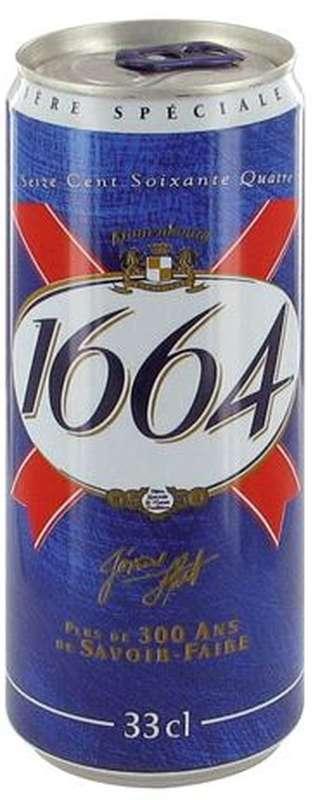 Biere Blonde 1664 (33 cl)