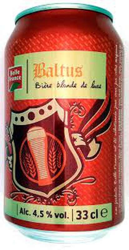 Bière blonde Baltus (33 cl)