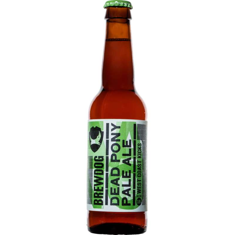Brewdog Dead Pony 3,8° (33cl)