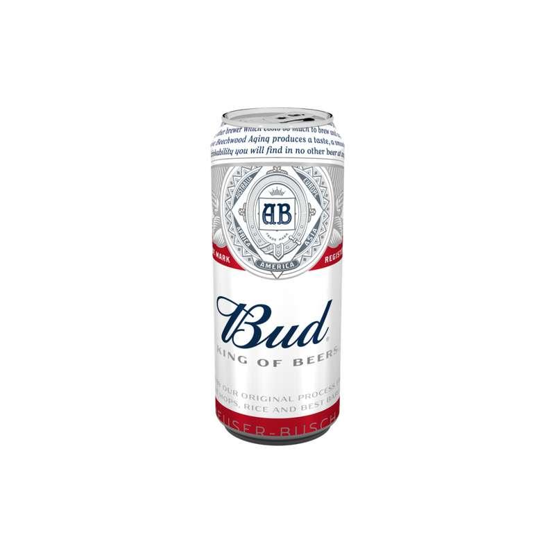 Bud, 5° (50 cl)