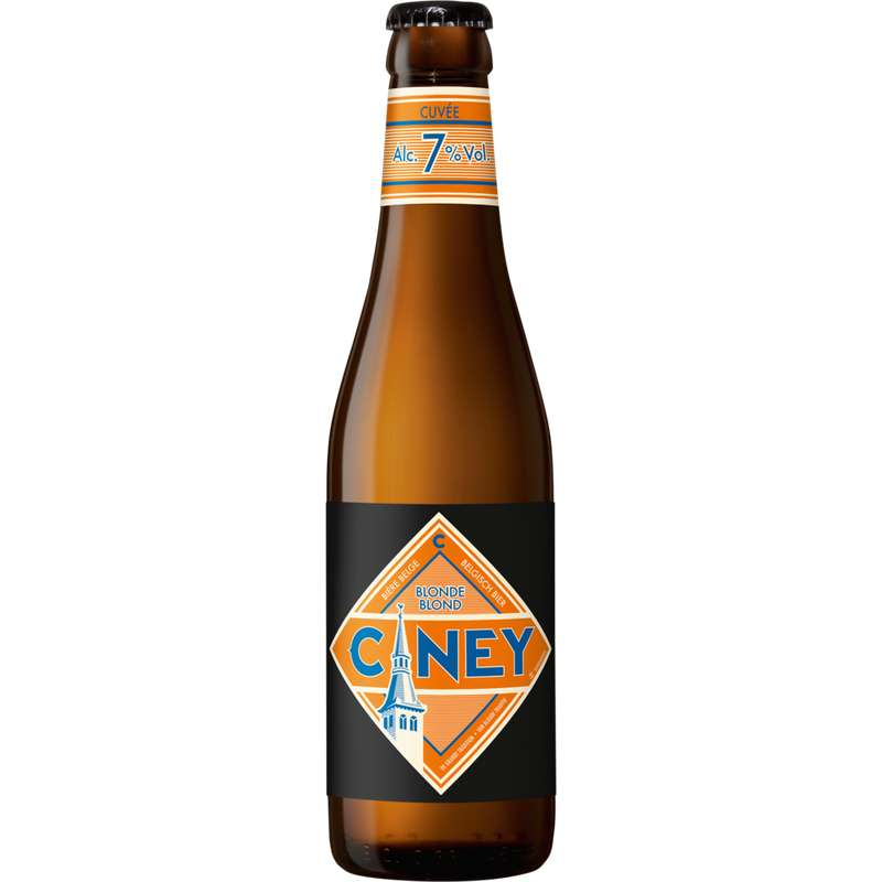Ciney blonde, 7° (33 cl)