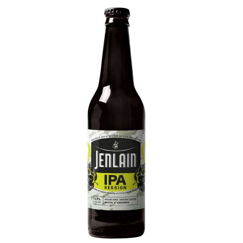 Jenlain IPA Session, 5,7° (33 cl)