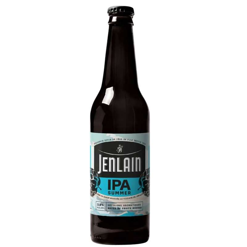 Jenlain blonde IPA Summer, 3,8° (33 cl)