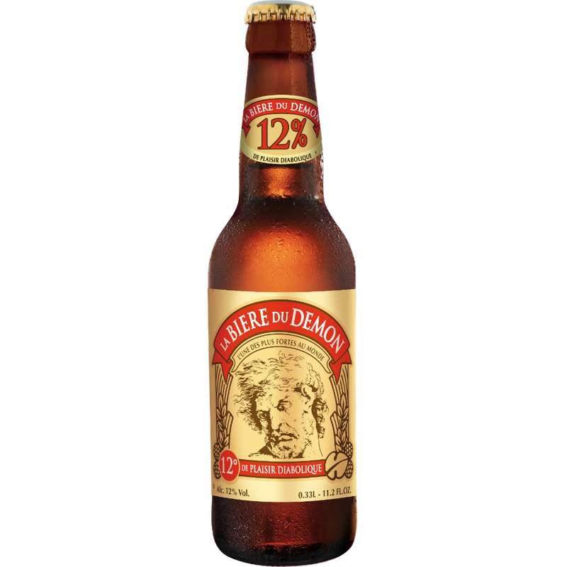 La Bière du Démon, 12° (33 cl)