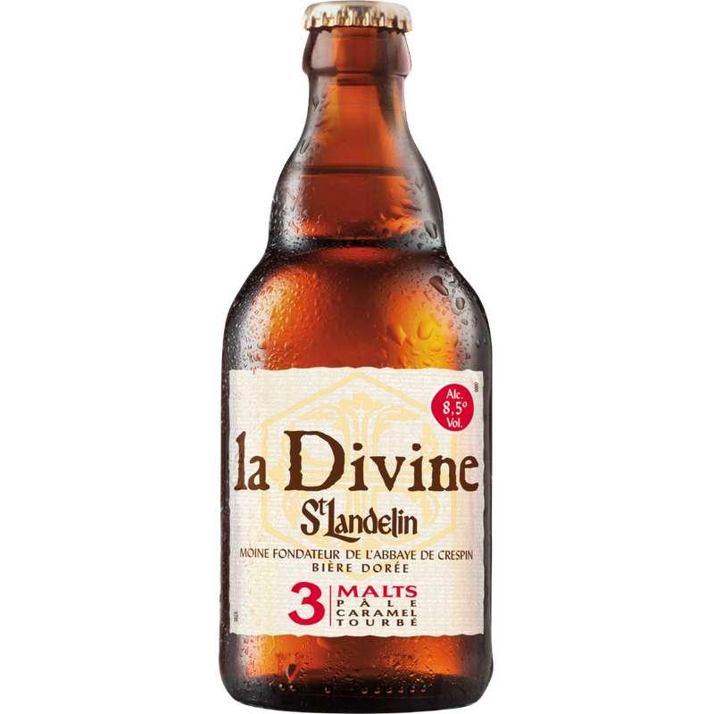La divine, 8,5° (33 cl)