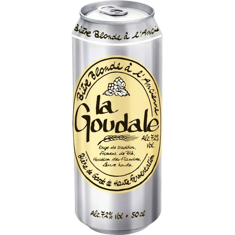Goudale Blonde, 7.2° (50 cl)