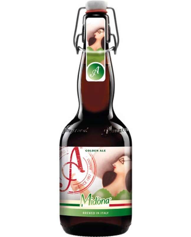 Bière blonde Midona, Amarcord (50 cl)