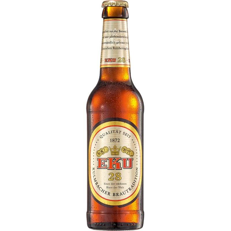 Eku 28 bière de blé, 11° (33 cl)
