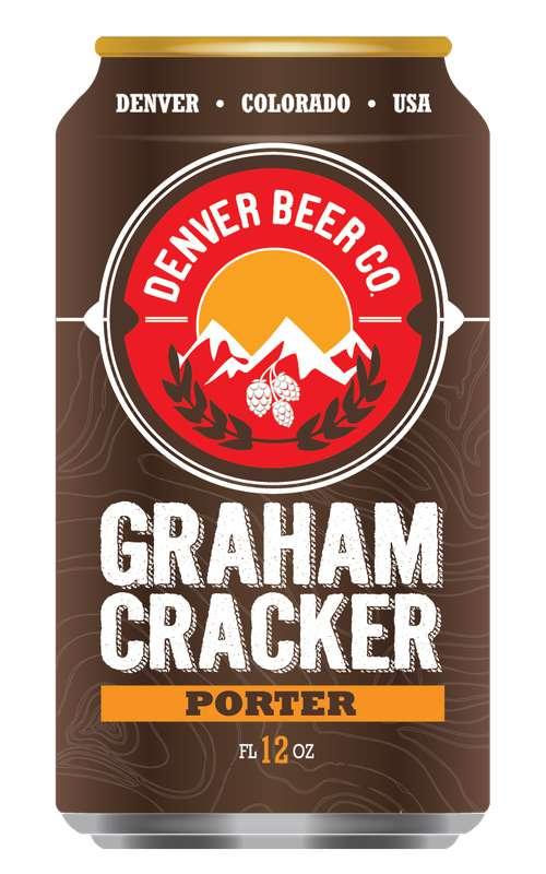 Bière Graham Cracker Porter, Denver Beer Co (33 cl)