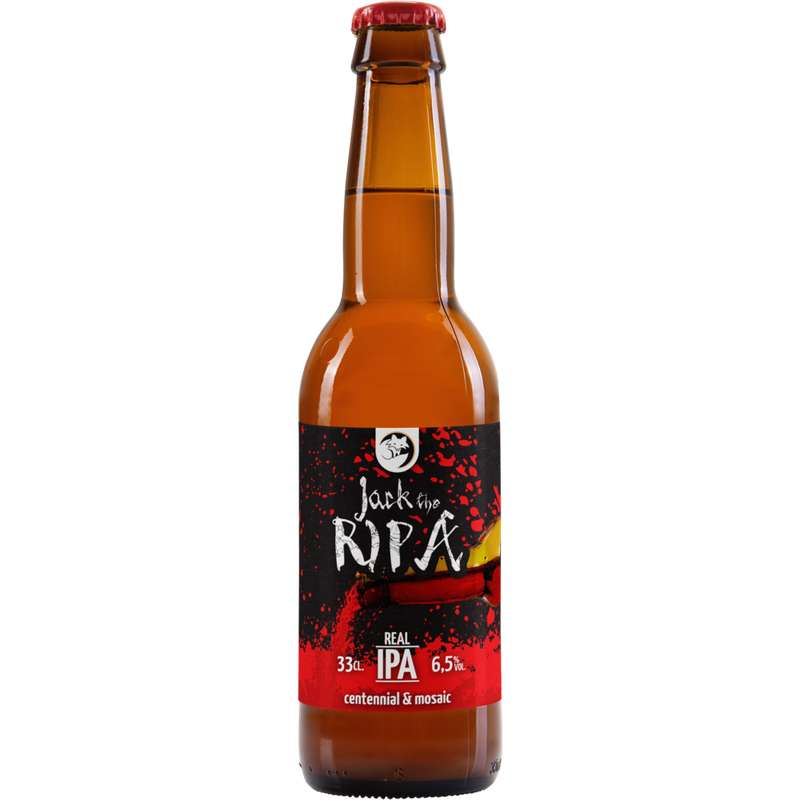 Jack the Ripa IPA, 6.5° (33 cl)