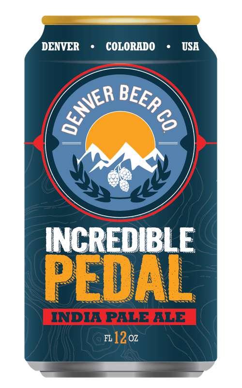 Bière Incredible Pedal, Denver Beer Co (33 cl)