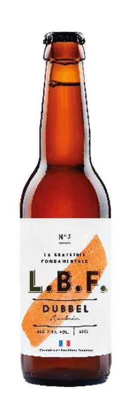 Bière Dubbel 7.5°, LBF (33 cl)
