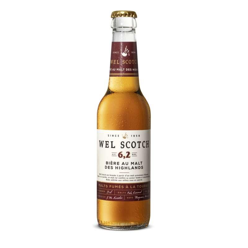Wel Scotch Rousse, 6,2° (33 cl)