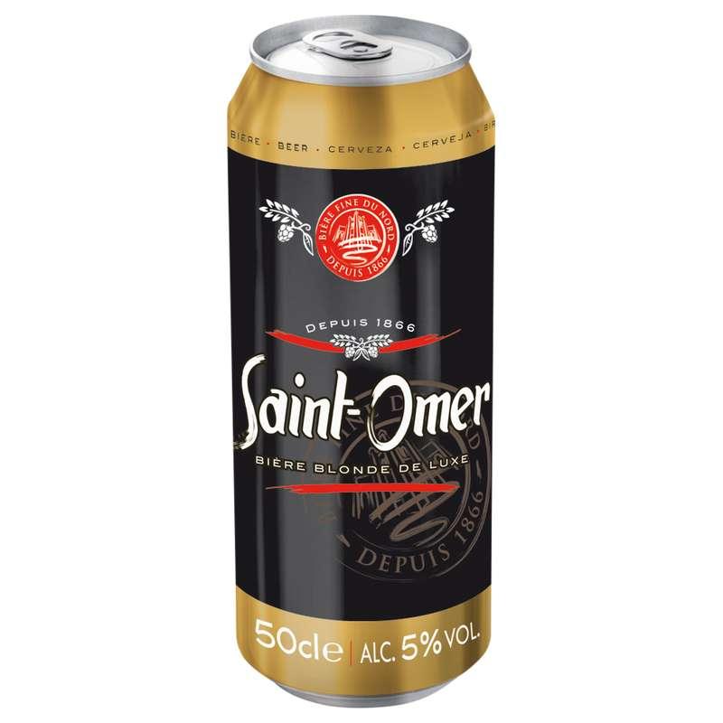 Bière Saint Omer (50 cl)
