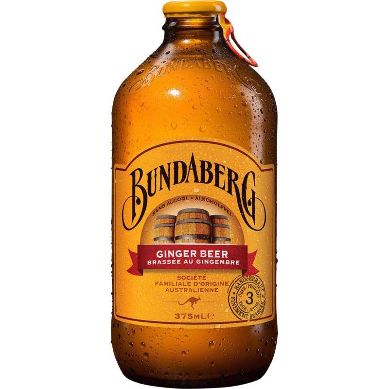 Ginger beer Bundaberg (37,5 cl)