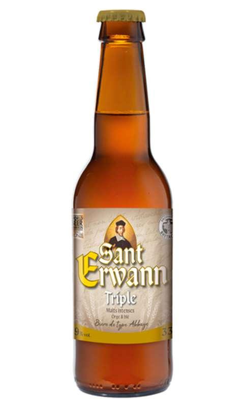 Bière St Erwann Triple (25 cl)