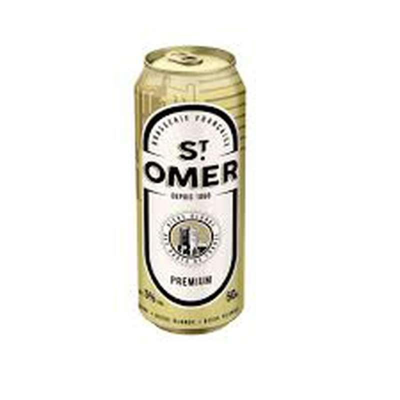 Bière St Omer Premium (50 cl)