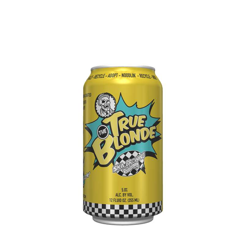 Bière True Blonde Ale, Ska Brewing (33 cl)