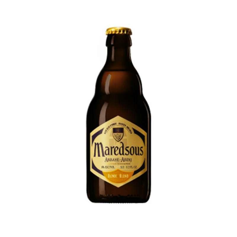 Maredsous Blonde 6 (33 cl)