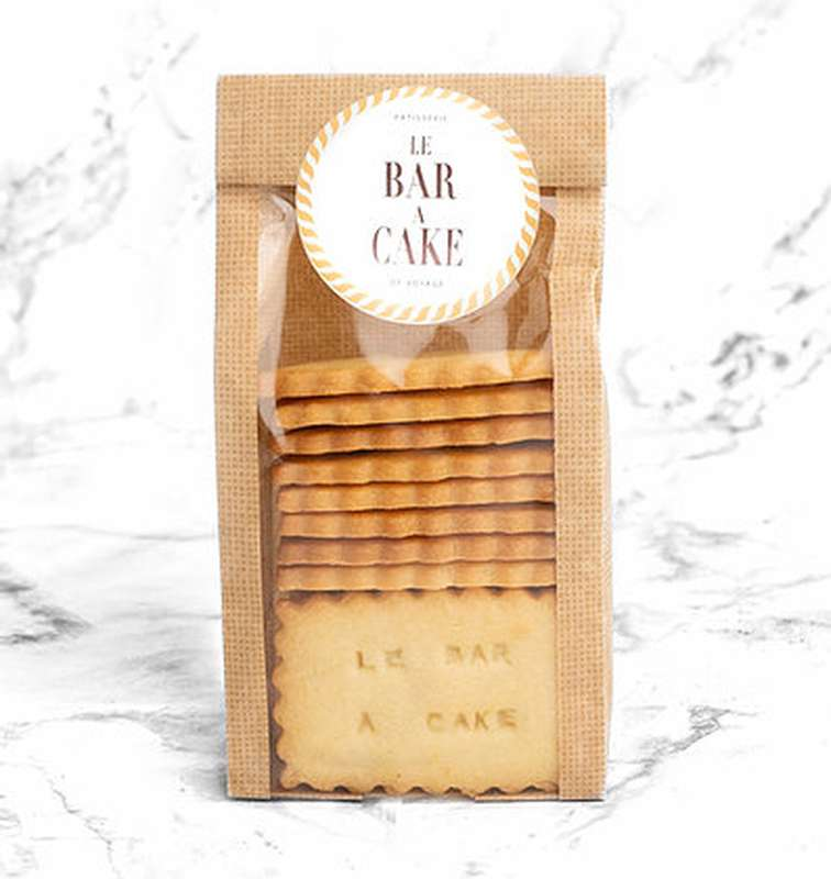 Biscuits sablés, Le Bar à Cake (x15, 225 g)