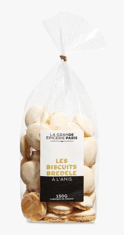 Biscuits Bredele à l'anis, La Grande Epicerie de Paris (150 g)